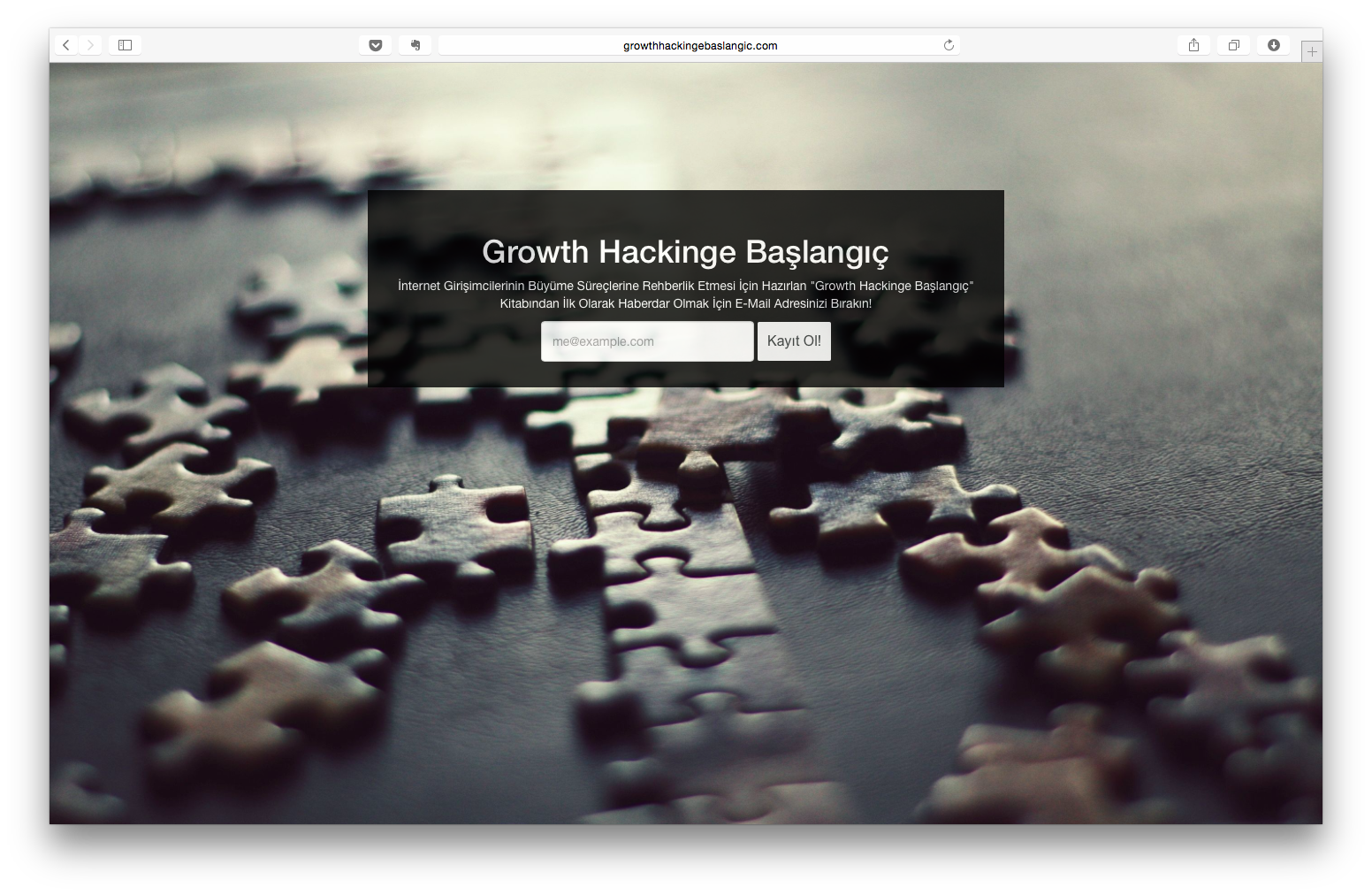 Growth Hackinge Başlangıç