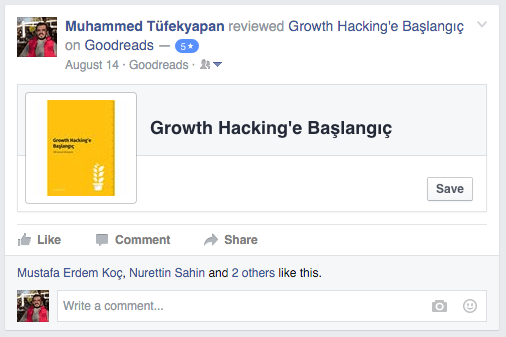 goodreads-growth-hacking-örneği