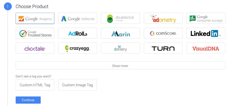 Google Tag Manager - Ürün Seçimi