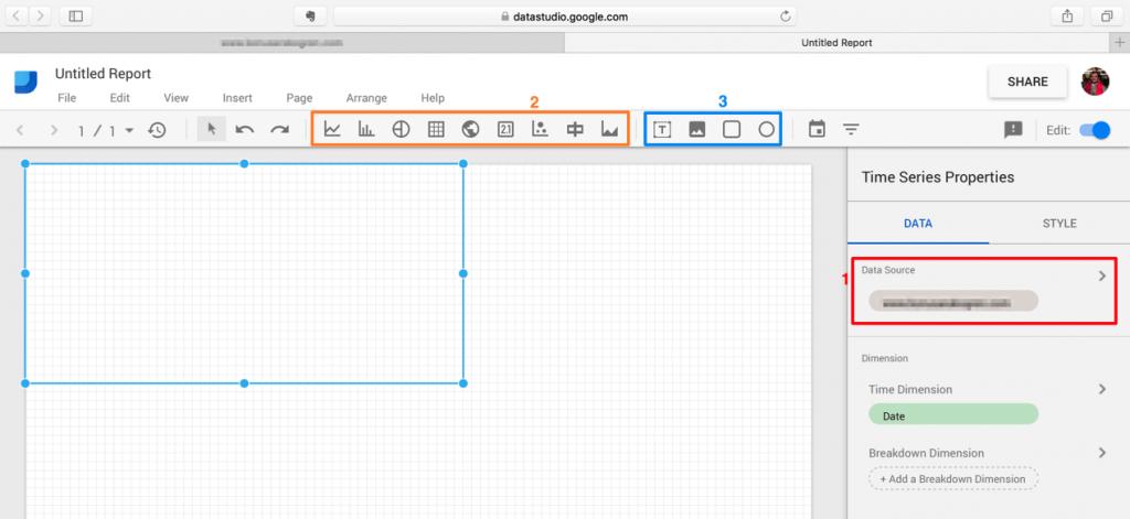 Google Data Studio - Rapor Oluşturmaya Başlangıç